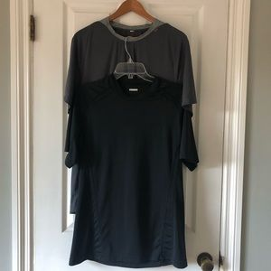 Pair of men's lululemon shirts